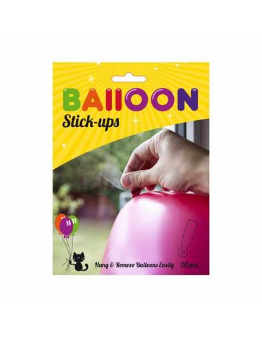 tape til ophængning af balloner
